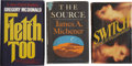 Books:First Editions, Three Modern Popular First Editions, including: James A. Michener.The Source.... (Total: 3 Items)