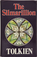 Books:First Editions, J. R. R. Tolkien. The Silmarillion. London: George Allen& Unwin, 1977.. ...