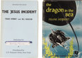 Books:First Editions, Frank Herbert. One Sci-Fi First Edition, One Uncorrected Proof,...(Total: 2 Items)