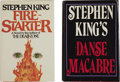 Books:First Editions, Stephen King. Two First Editions,... (Total: 2 Items)