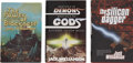 Books:First Editions, Jack Williamson. Three First Editions,... (Total: 3 Items)
