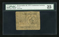 Colonial Notes:Continental Congress Issues, Continental Currency November 29, 1775 $3 PMG Very Fine 25....