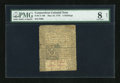 Colonial Notes:Connecticut, Connecticut May 10, 1770 5s PMG Very Good Net 8....
