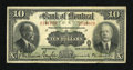Canadian Currency: , Montreal, PQ- Bank of Montreal $10 Jan. 2, 1923 Ch. 505-56-04. ...