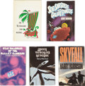 Books:First Editions, Harry Harrison. Five First Editions,... (Total: 5 Items)
