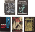 Books:Signed Editions, Five Arkham House First Editions, Two Signed. ... (Total: 5 Items)