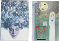 Two Fantasy Titles from the 1980s, including: Les Daniels. Yellow Fog