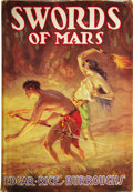 Books:Signed Editions, Edgar Rice Burroughs. Swords of Mars. Tarzana, California: Edgar Rice Burroughs, Inc., Publishers [1936]....