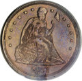 Patterns, 1854 E1C One Cent, Judd-159, Pollock-186, High R.7, PR63 Brown PCGS....