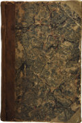 Books:Non-American Editions, John Wilkins. A New World. The First Book. The Discoveryof a New World. London: Printed by John...
