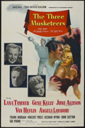 "Movie Posters:Adventure, The Three Musketeers (MGM, 1948). One Sheet (27"" X 41"") Style C.Adventure...."