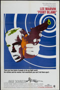 """Movie Posters:Crime, Point Blank (MGM, 1967). One Sheet (27"""" X 41""""). Crime...."""