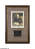 Autographs:U.S. Presidents, Harry S. Truman Signed Photograph on the Last Full Day of his Presidency...