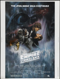 "Movie Posters:Science Fiction, The Empire Strikes Back (20th Century Fox, 1980). Poster (30"" X40"") Style A. Science Fiction...."