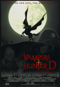 "Movie Posters:Animated, Vampire Hunter D: Bloodlust (Urban Vision, 2001). One Sheet (27"" X40"") SS. Animated...."