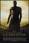 """Movie Posters:Action, Gladiator (DreamWorks, 2000). One Sheet (27"""" X 40"""") DS. Action...."""