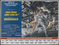 "Movie Posters:James Bond, Moonraker (United Artists, 1979). Subway (45"" X 59""). JamesBond...."