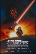 "Movie Posters:Science Fiction, Star Wars Celebration (Lucasfilm, 1999). Convention Poster (24"" X36"") SS. Science Fiction...."