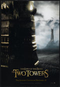 """Movie Posters:Fantasy, The Lord of the Rings: The Two Towers (New Line, 2002). One Sheet (27"""" X 40"""") DS Advance. Fantasy...."""