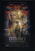 """Movie Posters:Science Fiction, Star Wars: Episode I - The Phantom Menace (20th Century Fox, 1999).One Sheet (27"""" X 40"""") DS. Science Fiction...."""