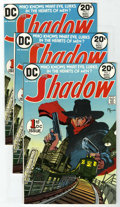 Bronze Age (1970-1979):Miscellaneous, The Shadow #1 Multiple Copies Group (DC, 1973) Condition: AverageVF.... (Total: 3 Comic Books)