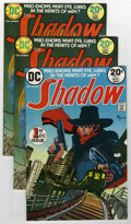 Bronze Age (1970-1979):Miscellaneous, The Shadow Group (DC, 1973-75) Condition: Average VF.... (Total: 13Comic Books)