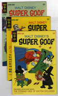 Silver Age (1956-1969):Cartoon Character, Super Goof - File Copy Group (Gold Key, 1965-80) Condition: Average VF/NM.... (Total: 50 Comic Books)