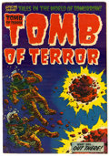 Golden Age (1938-1955):Horror, Tomb of Terror #13 File Copy (Harvey, 1954) Condition: FN+....