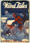 Pulps:Horror, Weird Tales July 1925 (Popular Fiction, 1925) Condition: VG....