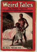 Pulps:Horror, Weird Tales August 1925 (Popular Fiction, 1925) Condition: VG....