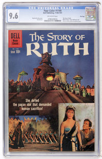 Four Color #1144 The Story of Ruth - File Copy (Dell, 1961) CGC NM+ 9.6 Off-white pages