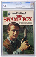 Silver Age (1956-1969):Adventure, Four Color #1179 The Swamp Fox - File Copy (Dell, 1961) CGC NM+ 9.6 Off-white pages....