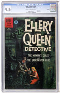 Silver Age (1956-1969):Adventure, Four Color #1165 Ellery Queen Detective - File Copy (Dell, 1961) CGC NM+ 9.6 Cream to off-white pages....