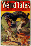 Pulps:Horror, Weird Tales December 1932 (Popular Fiction, 1932) Condition: VG....