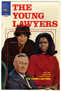 Bronze Age (1970-1979):Miscellaneous, Young Lawyers #1 (Dell, 1971) Condition: FN+....