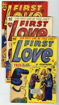 Golden Age (1938-1955):Romance, First Love Illustrated File Copies Group (Harvey, 1949-51)Condition: Average VF+.... (Total: 7 Comic Books)