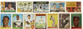 Baseball Cards:Lots, 1957 through 1975 Topps Collection (295).Highlights include starscards from each of the following years. The total amount o...
