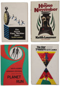 Books:First Editions, Keith Laumer. Four First Editions,... (Total: 4 Items)
