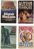 Books:First Editions, Alistair MacLean. Nine First Editions,... (Total: 9 Items)