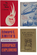Books:First Editions, Edward E. Smith, Ph.D. Four First Editions,... (Total: 4 Items)