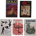 Books:First Editions, Keith Laumer. Five Science-Fiction First Editions,... (Total: 5Items)
