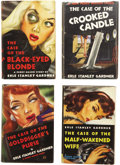 Books:First Editions, Erle Stanley Gardner. Four 1940s Perry Mason First Editions.New York: William Morrow and Company. . ... (Total: 4 Items)