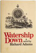 Books:Signed Editions, Richard Adams. Watership Down....
