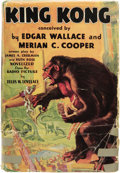 Books:First Editions, Delos W. Lovelace (Conceived by Edgar Wallace & Merian C.Cooper). King Kong. New York: Grosset & Dunlap,[1932]...