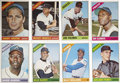 Baseball Cards:Sets, 1966 Topps Baseball Complete Set (598).Offered is a 1966 Topps complete set of 598 cards. Key rookie cards in this set inclu...