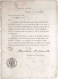 Autographs:Non-American, [Republic of Cuba] Archive of Four Early Documents. ... (Total: 4Items)