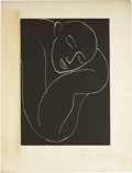 "Books:Signed Editions, [Henri Matisse]. [Dessins de Matisse. Paris: Editions ""Cahiers d'Art"", 1936]...."