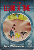 Books:Signed Editions, Jack Williamson. The Legion of Time. Reading: Fantasy Press, 1952.. ...