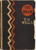 Books:First Editions, H. G. Wells. The Dream. New York: The MacMillan Company,1924....