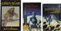 Books:First Editions, Jack Williamson. Three First Editions, One Signed,... (Total: 3Items)